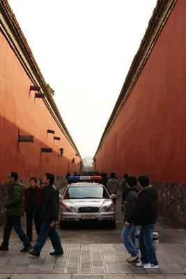 Photo: 紫禁城回廊 2009. Beijin, China, Sony α900, Carl Zeiss Planar T* 85mm/F1.4(ZA)