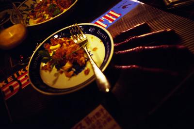Photo: ジャンバラヤ、写真集 2003. Tokyo, Japan, Contax RX, Carl Zeiss Planar T* 1.4/85(MM), Kodak EBX.