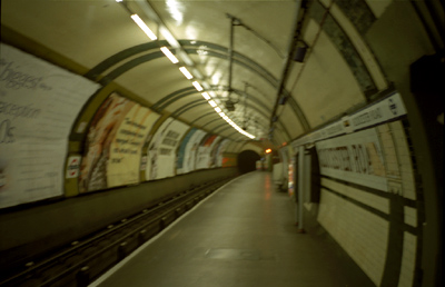 Photo: 1995. London, CONTAX T2 Carl Zeiss T* Sonnar 2.8/38