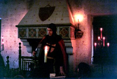 紙焼きから、フラットベッド(ScanJet 4c)でスキャン Photo: 1995. London, CONTAX T2 Carl Zeiss T* Sonnar 2.8/38
