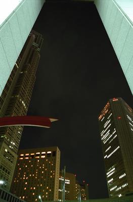 Photo: 2000. Tokyo, Japan, Nikon F100, 35-105mm F3.5-4.5D, Fuji-Film