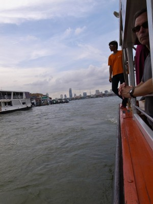 "Photo: ""River boat"" 2012. Bangkok, Tahi, Ricoh GR DIGITAL III, GR LENS F1.9/28."