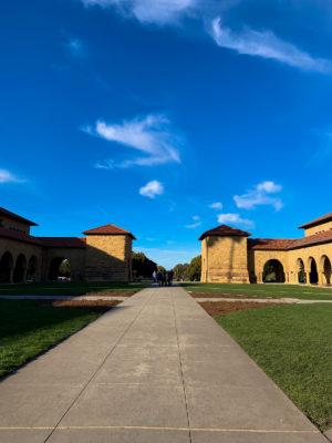 "Photo: ""Leland Stanford Junior University."""
