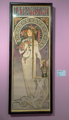 """Photo: """"Poster for 'La Trappistine'."""""""