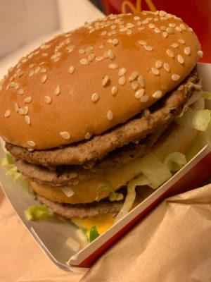 """Photo: """"Double Big Mac - AKA Mega Mac"""""""