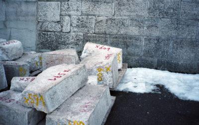 "Photo:""Restore stone wall"""